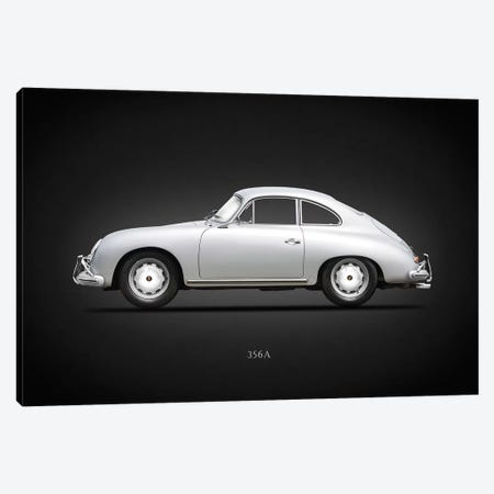 Porsche 356A Coupe 1958 Canvas Print #RGN615} by Mark Rogan Canvas Artwork