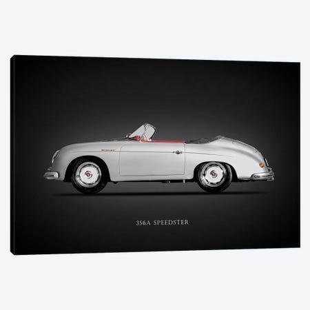 Porsche 356A Speedster 1957 Canvas Print #RGN616} by Mark Rogan Canvas Art