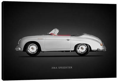 Porsche 356A Speedster 1957 Canvas Art Print