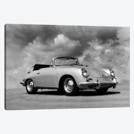 Porsche 356B Canvas Print #RGN617} by Mark Rogan Canvas Artwork