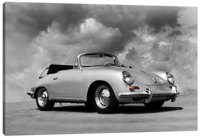 Porsche 356B Canvas Art Print