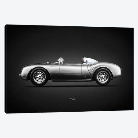 Porsche 550 Spyder Canvas Print #RGN619} by Mark Rogan Canvas Art Print