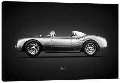 Porsche 550 Spyder Canvas Art Print
