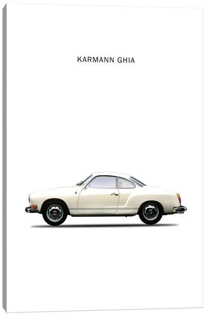 1970 Volkswagen Karmann Ghia Canvas Print #RGN62