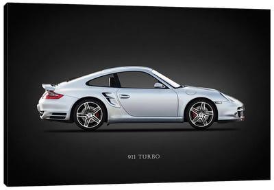 Porsche 911 Turbo 997 2007 Canvas Art Print
