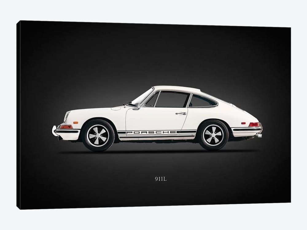 Porsche 911L 1968 by Mark Rogan 1-piece Art Print
