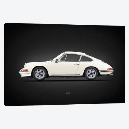 Porsche 912 1967 Canvas Print #RGN638} by Mark Rogan Canvas Art Print