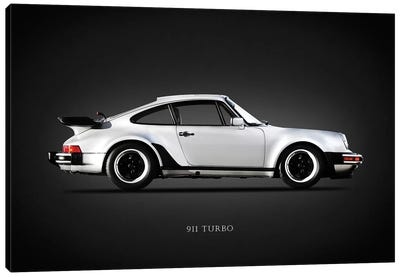 Porsche 930 911 Turbo 1984 Canvas Art Print