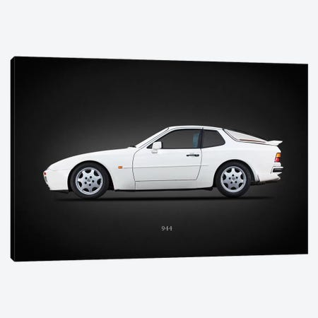 Porsche 944 SE 1992 Canvas Print #RGN645} by Mark Rogan Canvas Print