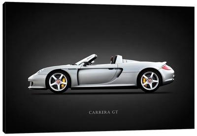 Porsche Carrera GT 2004 Canvas Art Print