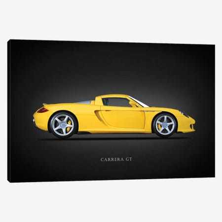Porsche Carrera GT 2005 Canvas Print #RGN650} by Mark Rogan Canvas Print