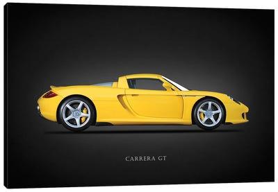 Porsche Carrera GT 2005 Canvas Art Print