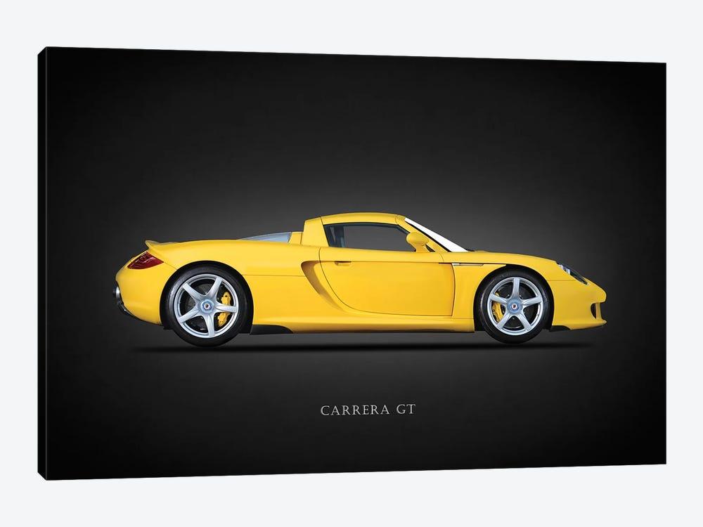 Porsche Carrera GT 2005 by Mark Rogan 1-piece Canvas Wall Art