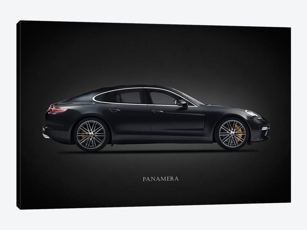 Porsche Panamera by Mark Rogan 1-piece Canvas Art Print