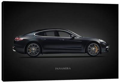 Porsche Panamera Canvas Art Print