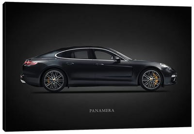 Porsche Panamera Canvas Art Print