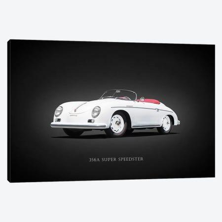 Porsche Super Speedster 1957 Canvas Print #RGN656} by Mark Rogan Canvas Wall Art