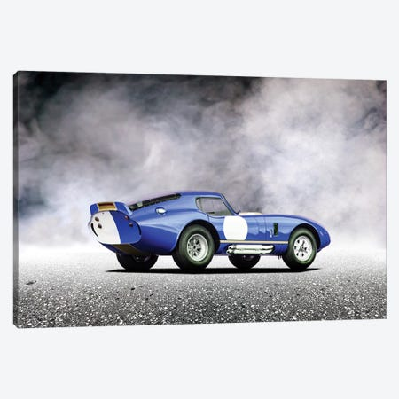 Shelby Daytona Canvas Print #RGN687} by Mark Rogan Art Print