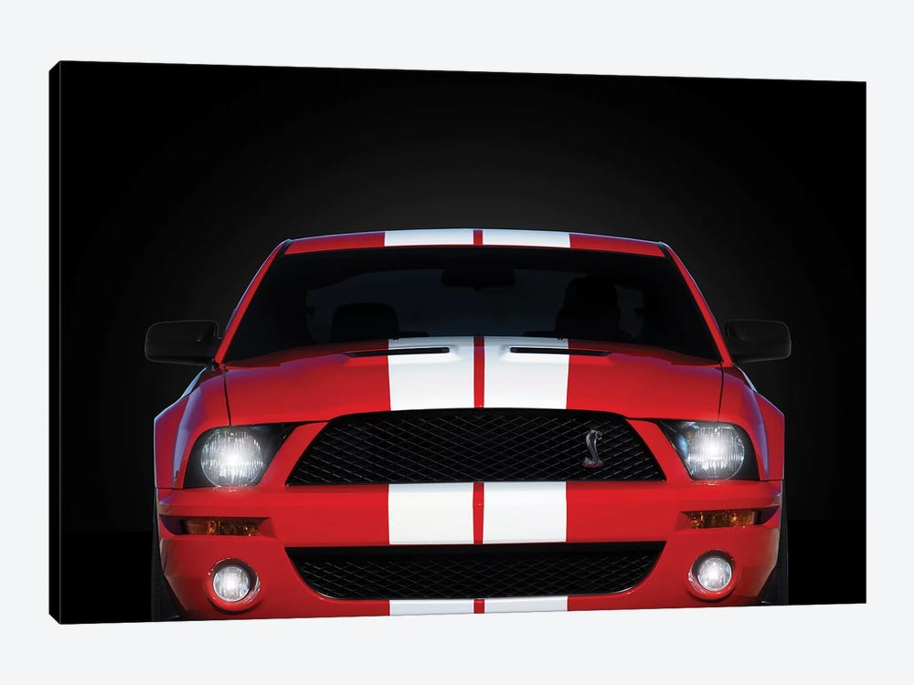 Shelby Mustang GT500 by Mark Rogan 1-piece Art Print