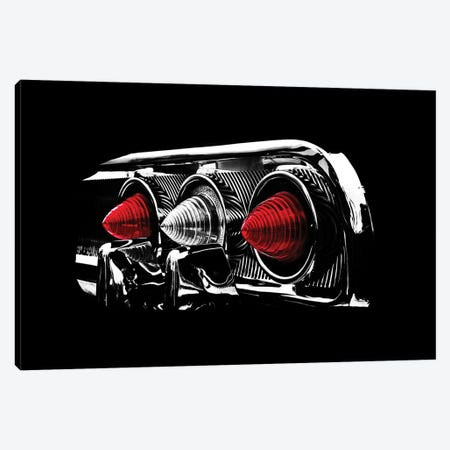 TailLight Canvas Print #RGN697} by Mark Rogan Canvas Art