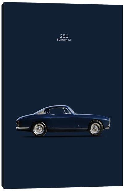1955 Ferrari 250 Europa GT Canvas Print #RGN6