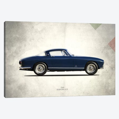 Ferrari 250 Europa GT 1955 Canvas Print #RGN703} by Mark Rogan Canvas Print