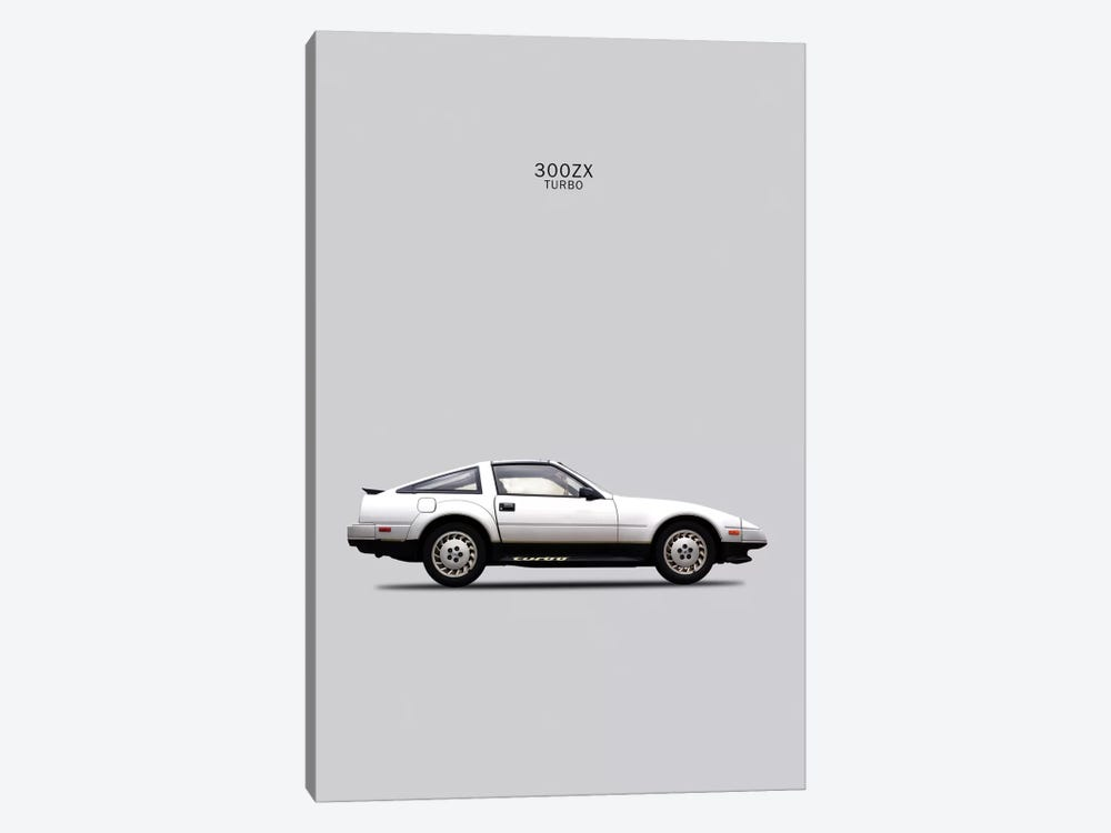 1984 Nissan 300ZX Turbo 1-piece Canvas Art