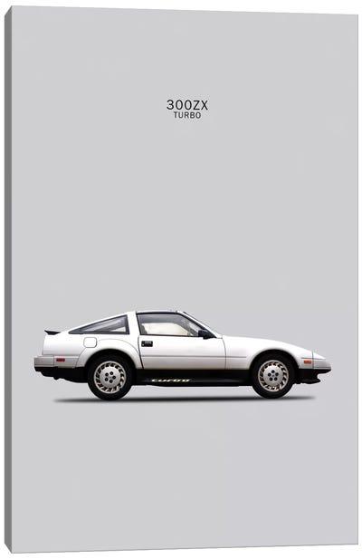 1984 Nissan 300ZX Turbo Canvas Print #RGN80