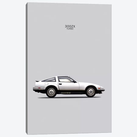 1984 Nissan 300ZX Turbo Canvas Print #RGN80} by Mark Rogan Canvas Art