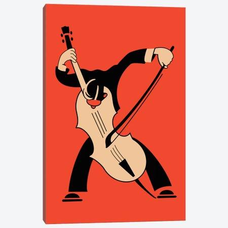 The Cello Canvas Print #RGN816} by Mark Rogan Canvas Wall Art