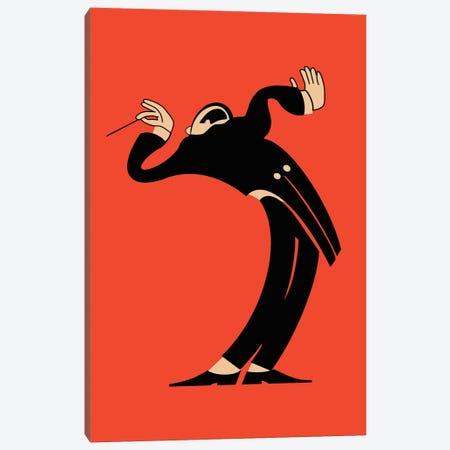 The Conductor Canvas Print #RGN818} by Mark Rogan Art Print