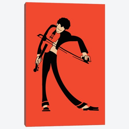 The Violin Canvas Print #RGN829} by Mark Rogan Canvas Art