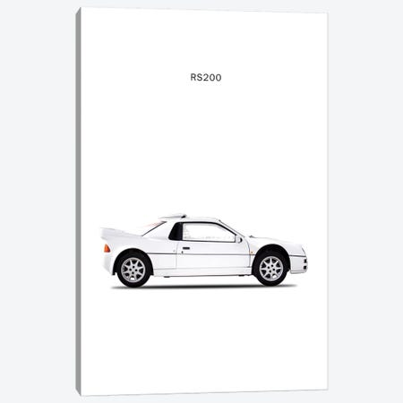 1987 Ford RS200 Canvas Print #RGN82} by Mark Rogan Canvas Wall Art