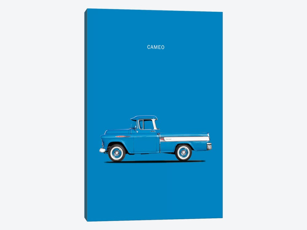 1957 Chevrolet Cameo by Mark Rogan 1-piece Canvas Art