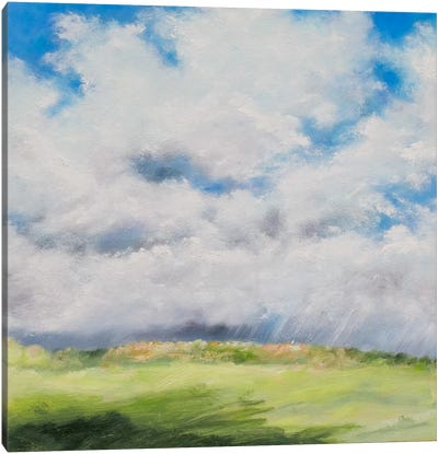 Long Way To Paradise Canvas Art Print