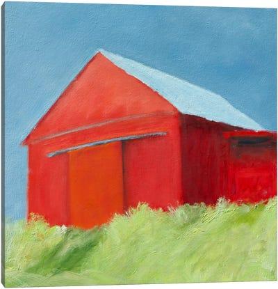 Red Storm Canvas Print #RGO12