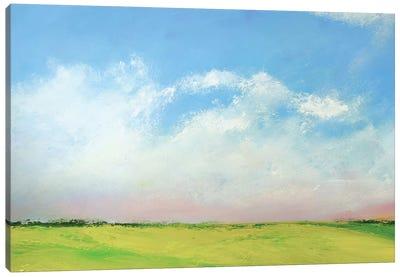 Dark Field Canvas Art Print