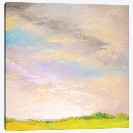 Dew Soaked Spring Morning 3-Piece Canvas #RGO18} by Rich Gombar Canvas Artwork