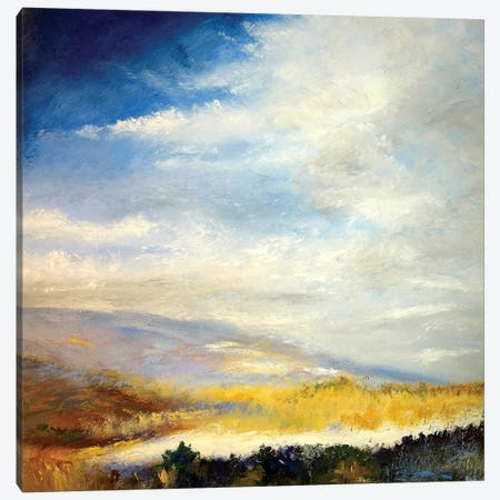 Hartland Hills Canvas Print #RGO22} by Rich Gombar Canvas Print