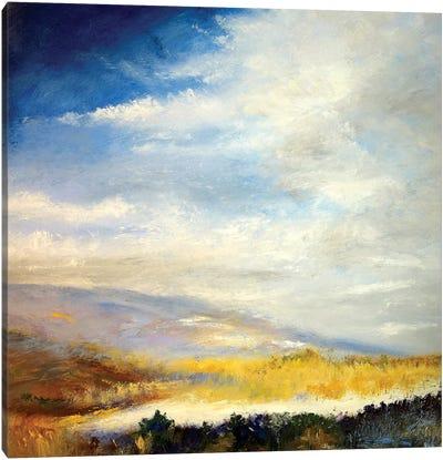 Hartland Hills Canvas Art Print