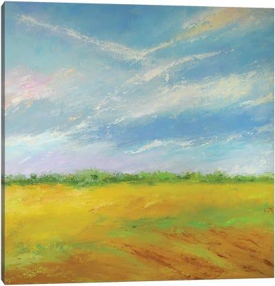 Late Season Canvas Art Print