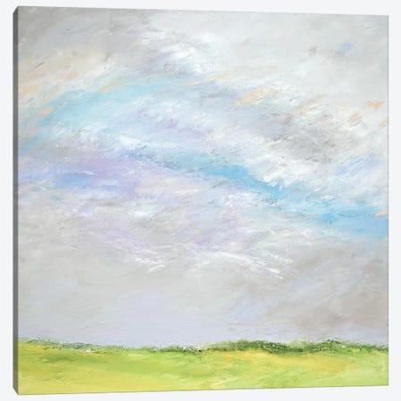 Blue Promise Canvas Print #RGO29} by Rich Gombar Art Print