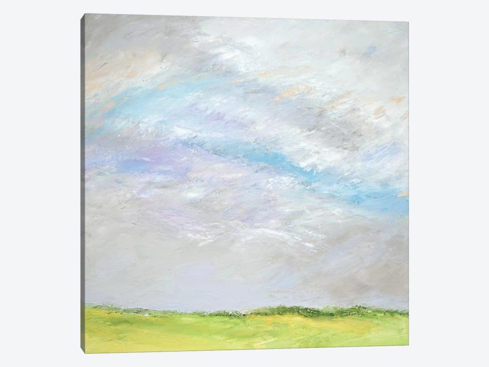 Blue Promise by Rich Gombar 1-piece Canvas Art