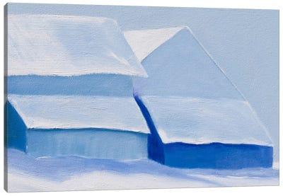 Close For Comfort Canvas Art Print
