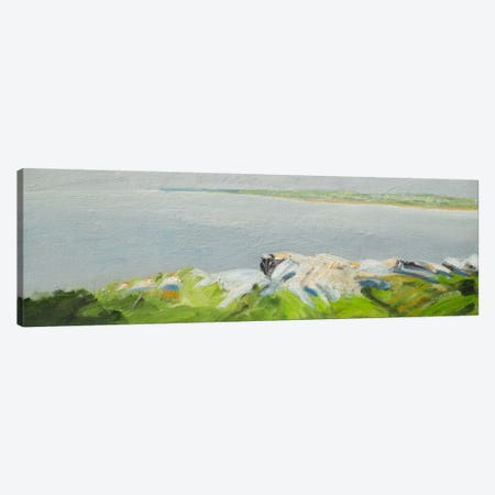 Jeness Beach Canvas Print #RGO9} by Rich Gombar Canvas Print