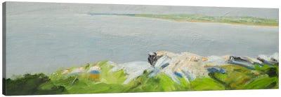 Jeness Beach Canvas Print #RGO9