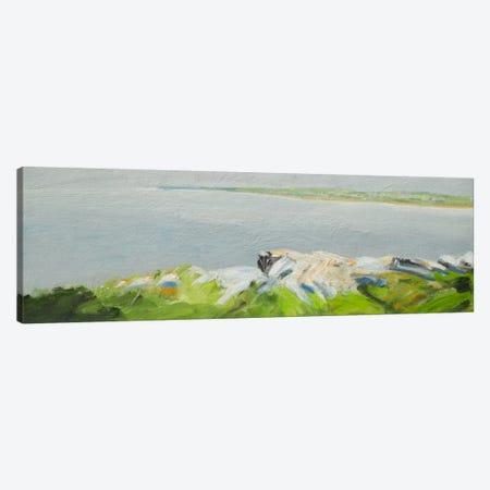 Jeness Beach Canvas Print #RGO9} by Rich Gombar Canvas Print