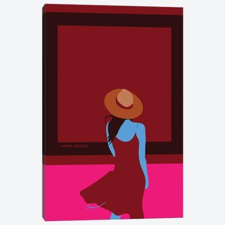 Blank Canvas Canvas Print #RGR17} by Ragni Agarwal Canvas Art