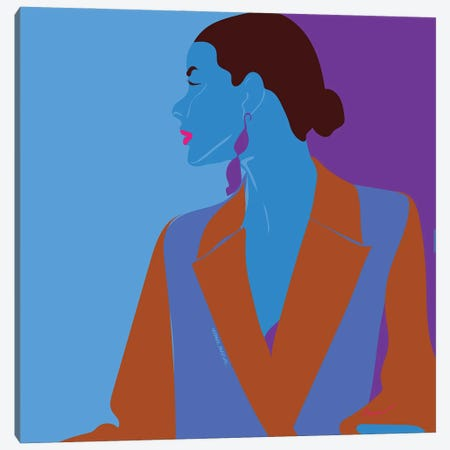 Prism Canvas Print #RGR18} by Ragni Agarwal Art Print