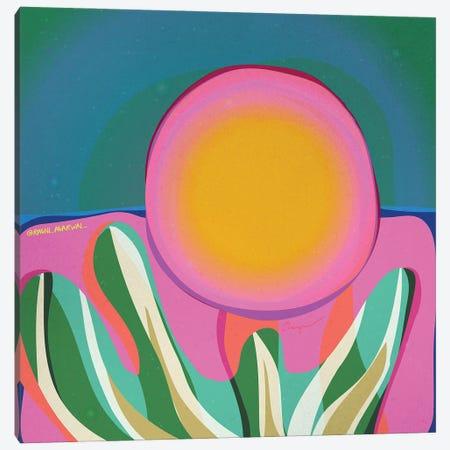 Desert Palette Canvas Print #RGR36} by Ragni Agarwal Canvas Art